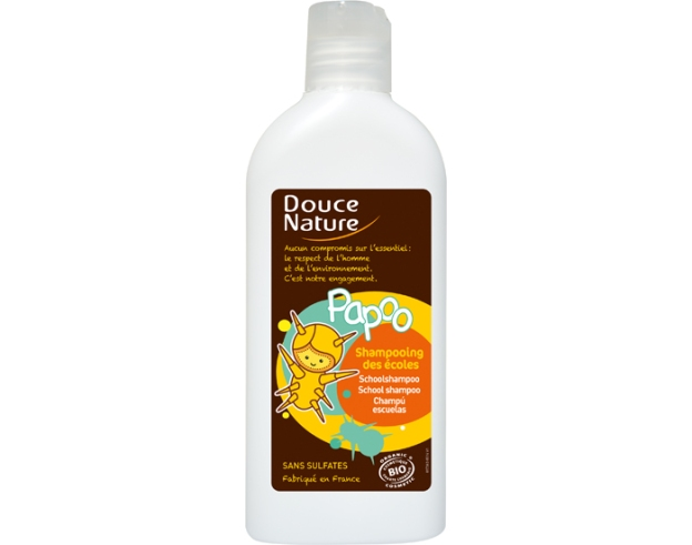 shampoing anti-poux bio