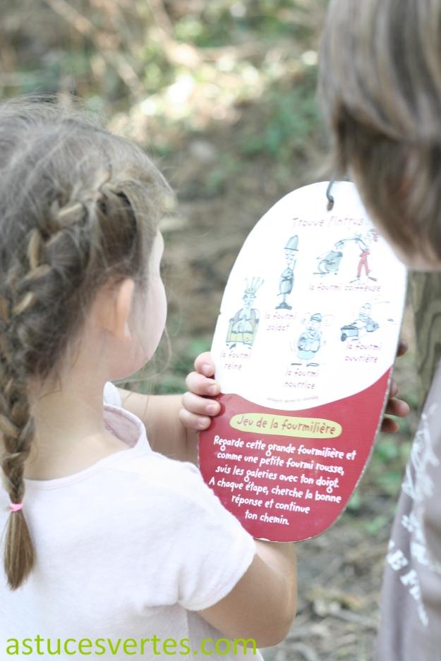 idée sortie nature : la ferme pédagogique de Gally
