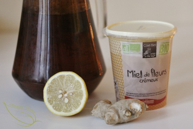 Remède naturel contre le mal de gorge