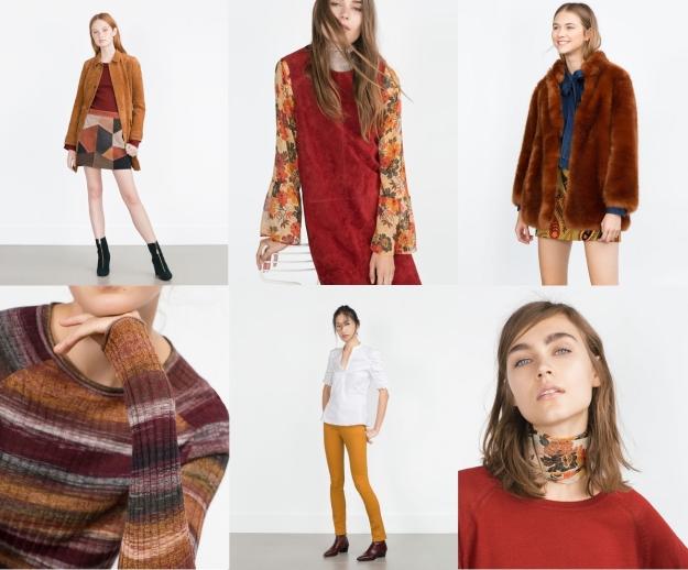 mode automne 2015 couleurs naturelle