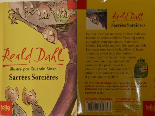 histoire de sorcières, livres pour enfants