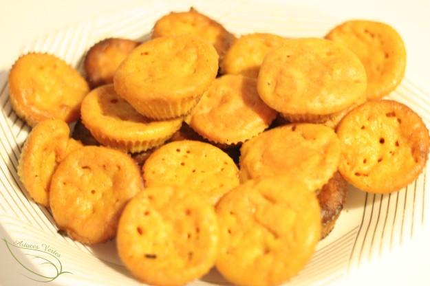 recette muffins au potiron
