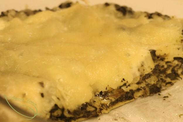 recette lasagnes épinards et chèvre