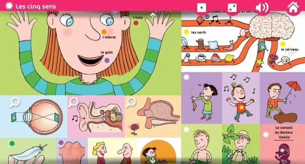 applis écolo pour enfants