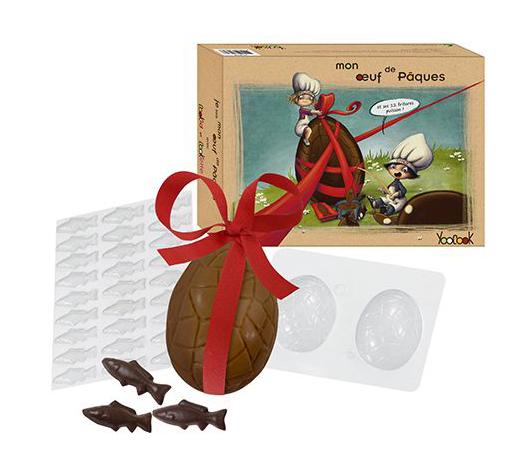 Pâques écolo écoresponsable chocolat bio