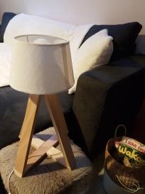 DIY lampe scandinave
