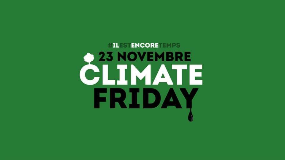 climate friday