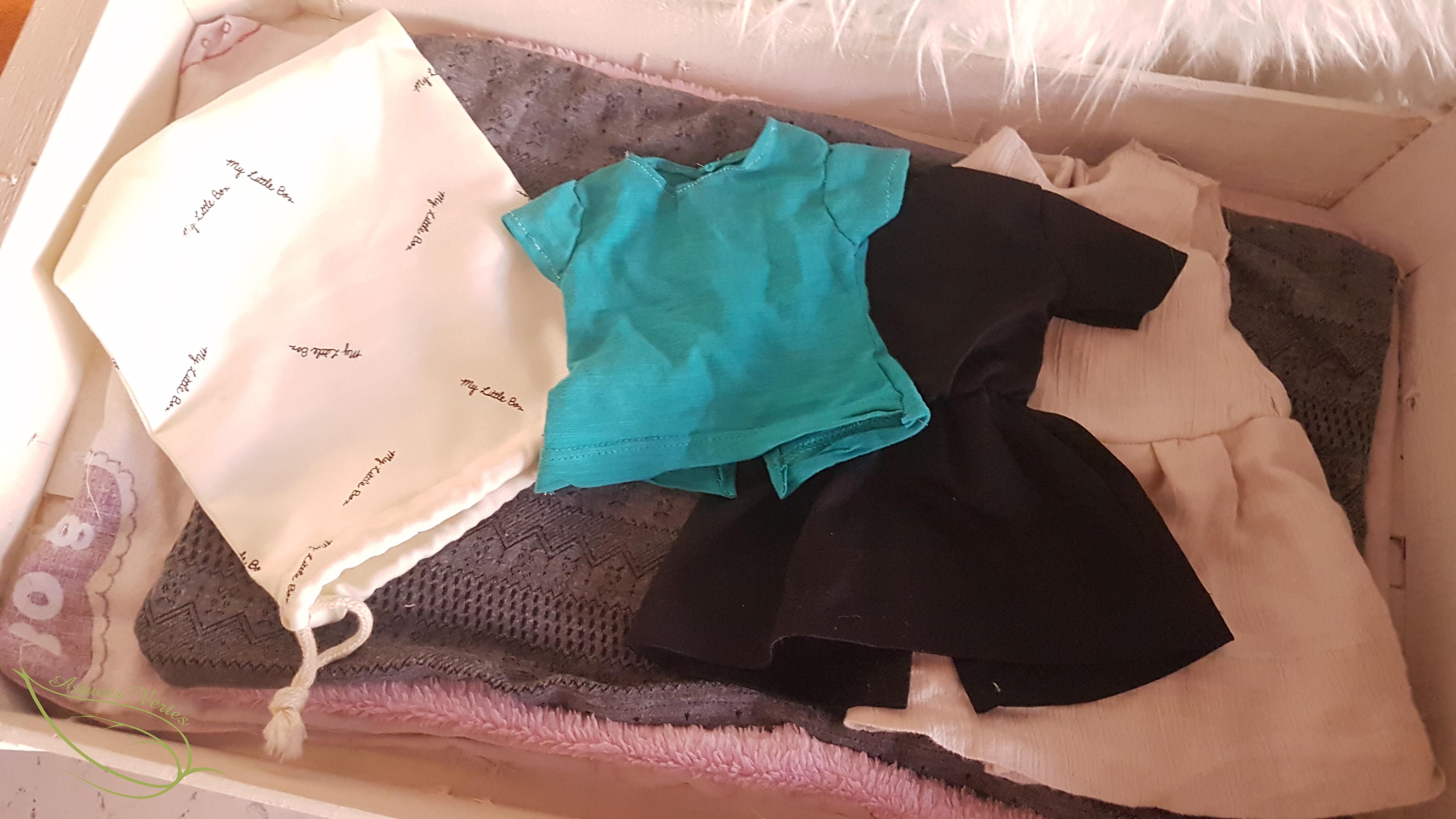 Mes créations couture zéro déchet
